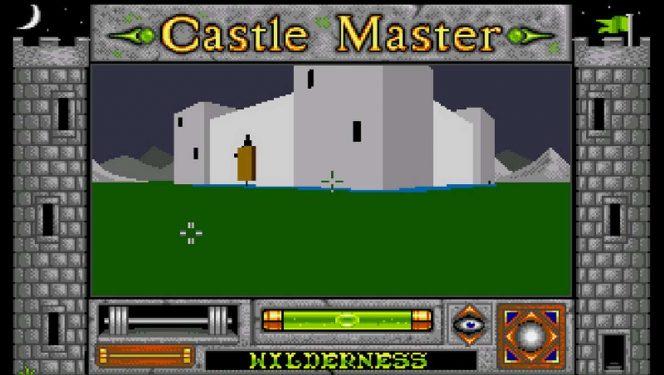 Castle Master - Amiga trucchi e codici videogame