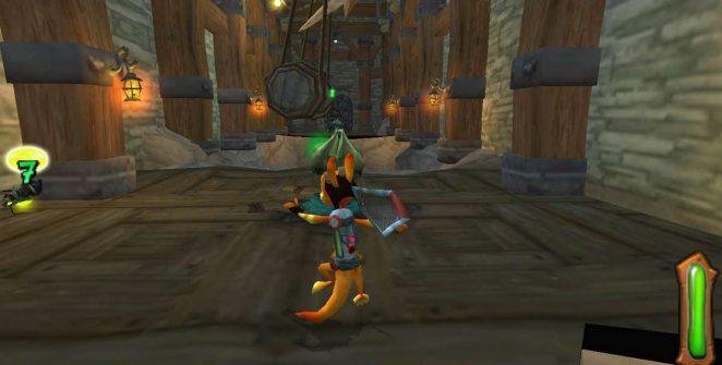 Daxter - PSP trucchi e minigiochi videogame
