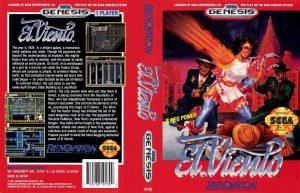 El Viento - Mega Drive trucchi e codici