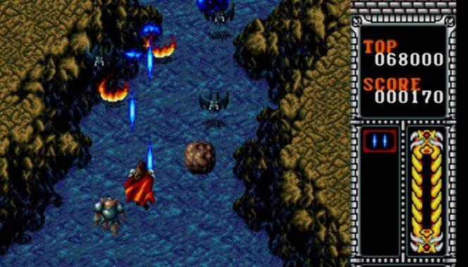 Elemental Master - Mega Drive trucchi e codici videogame