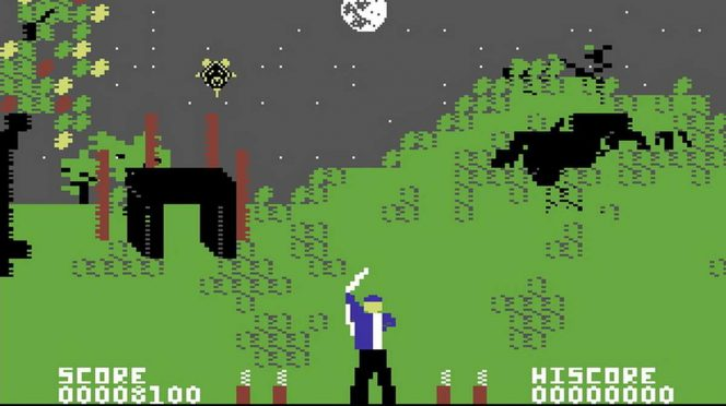 Forbidden Forest - Commodore 64 trucchi videogame