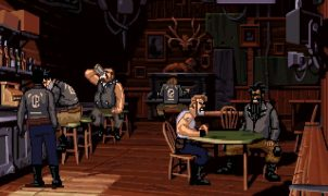 Full Throttle - Lucas Arts (1995) videogame ricensione