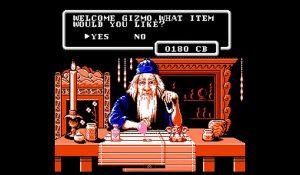 Gremlins 2 The New Batch - NES password e trucchi