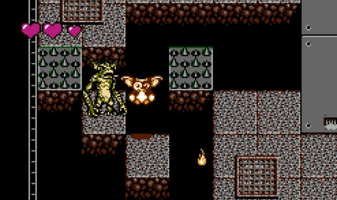 Gremlins 2 The New Batch - NES password e trucchi videogame