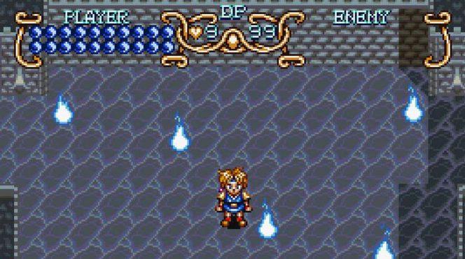 Illusion of Gaia - SNES contenuti bonus e trucchi videogame