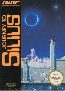 Journey to Silius - Sunsoft (1990)