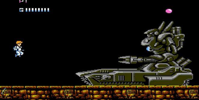 Journey to Silius - Sunsoft (1990) videogame
