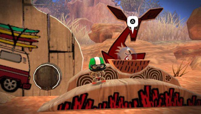 LittleBigPlanet - PSP trucchi e segreti videogame