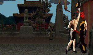 Mortal Kombat - Midway Games (1992) videogame