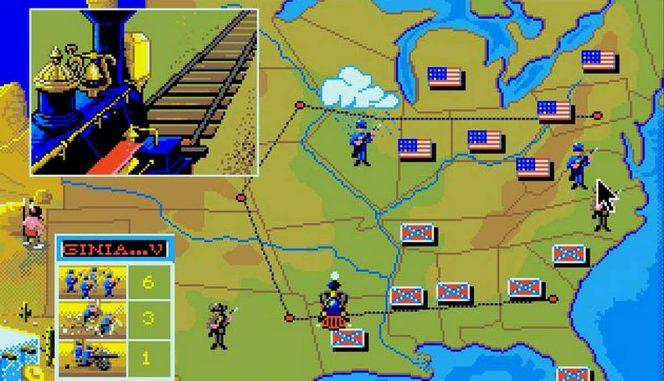 North & South - Amiga trucchi e codici videogame