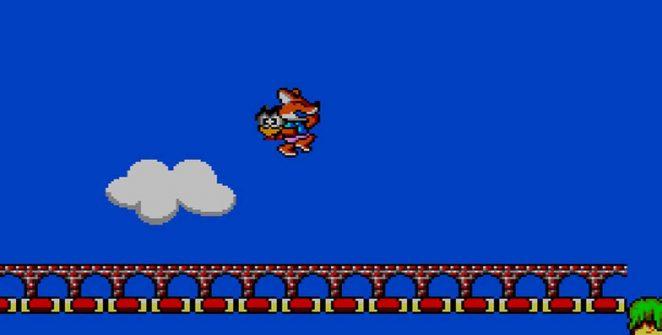Psycho Fox - Master System trucchi e codici videogame