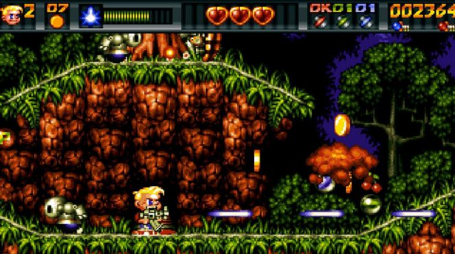 Ruff 'n' Tumble - Amiga password e trucchi videogame