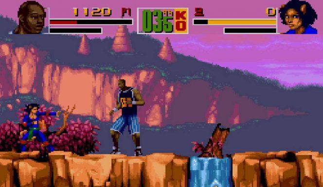 Shaq Fu - SNES trucchi e codici videogame