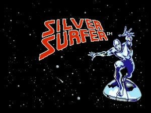 Silver Surfer - NES password e trucchi