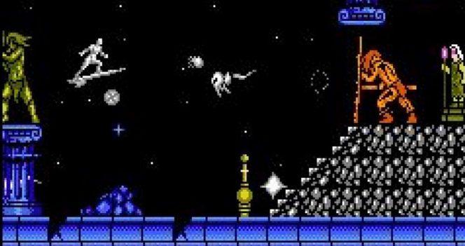 Silver Surfer - NES password e trucchi videogame