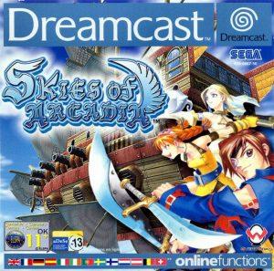 Skies of Arcadia - Sega Dreamcast trucchi e codici