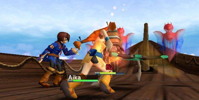 Skies of Arcadia - Sega Dreamcast trucchi e codici videogame