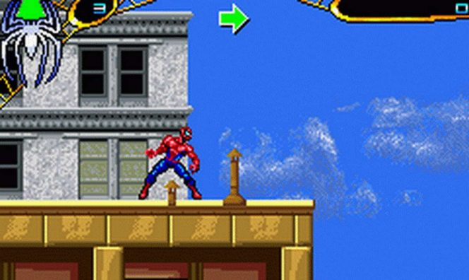 Spider-Man 2 - Game Boy Advance trucchi videogame