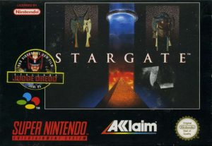 Stargate - SNES password e trucchi