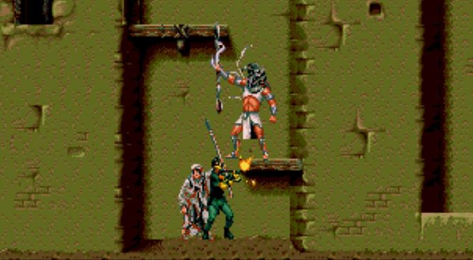 Stargate - SNES password e trucchi videogame
