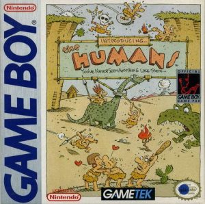 The Humans - Game Boy password e trucchi