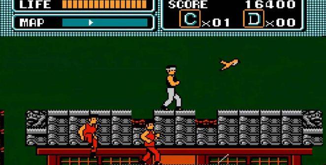 The Karate Kid - NES trucchi e codici videogame