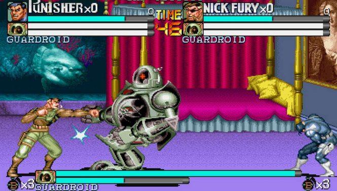The Punisher - Arcade trucchi e codici videogame