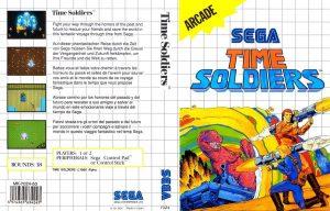 Time Soldiers - Master System trucchi e codici