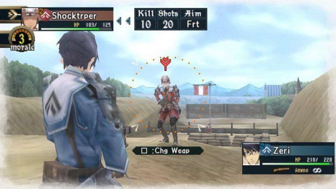 Valkyria Chronicles 2 - PSP password e trucchi videogame