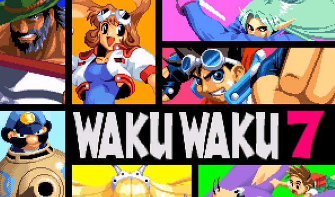Waku Waku 7 - Neo Geo trucchi e codici videogame