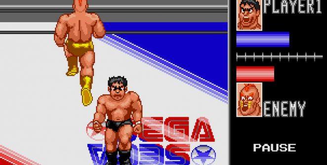 Wrestle War - Mega Drive trucchi e codici videogame