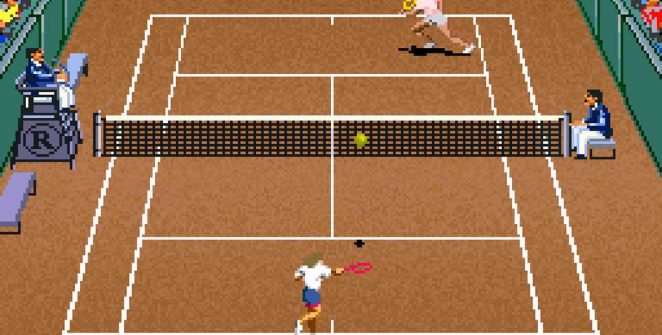 Andre Agassi Tennis - SNES trucchi videogame