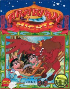 Arabian Nights - Amiga trucchi e codici