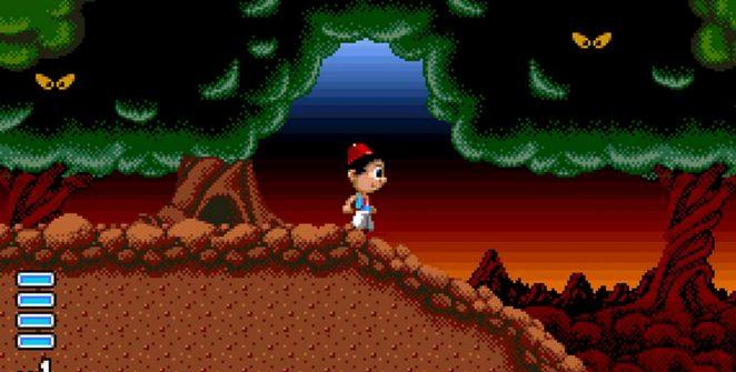 Arabian Nights - Amiga trucchi e codici videogame