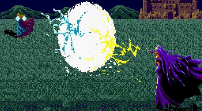Arcus Odyssey - SNES password e trucchi videogame