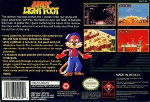 Ardy Lightfoot - SNES codici e trucchi