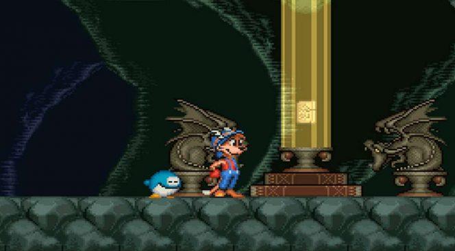 Ardy Lightfoot - SNES codici e trucchi videogame