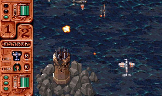 Banshee - Amiga trucchi e codici videogame