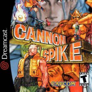 Cannon Spike Sega Dreamcast