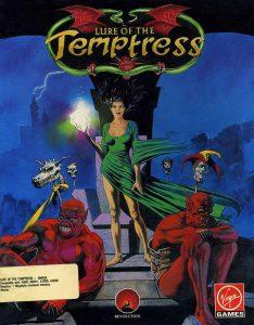 Lure of the Temptress - Amiga password