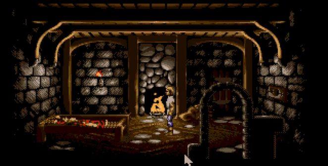 Lure of the Temptress - Amiga password videogame