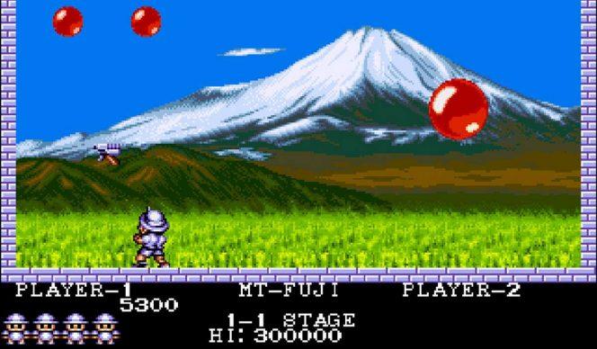 Pang - Amiga codici e segreti videogame