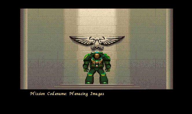 Space Hulk - Amiga trucchi e codici videogame