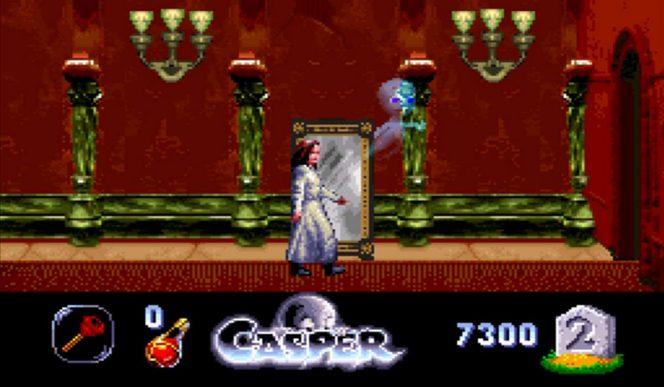 Casper - SNES trucchi e codici videogame