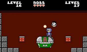 Eskimo Bob, il nuovo puzzle-platform per NES