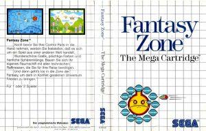 Fantasy Zone - Master System trucchi