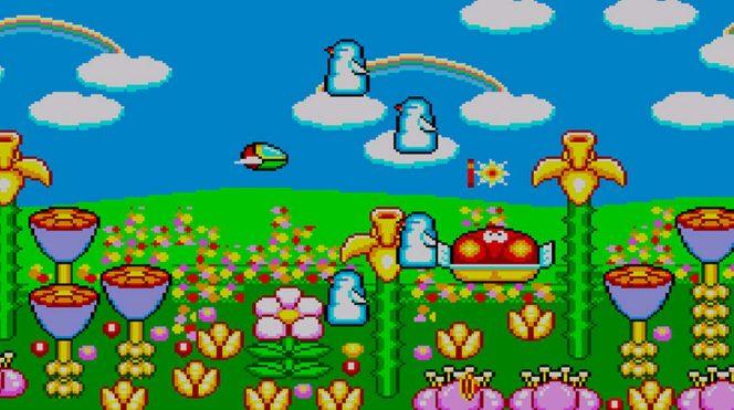 Fantasy Zone - Master System trucchi videogame