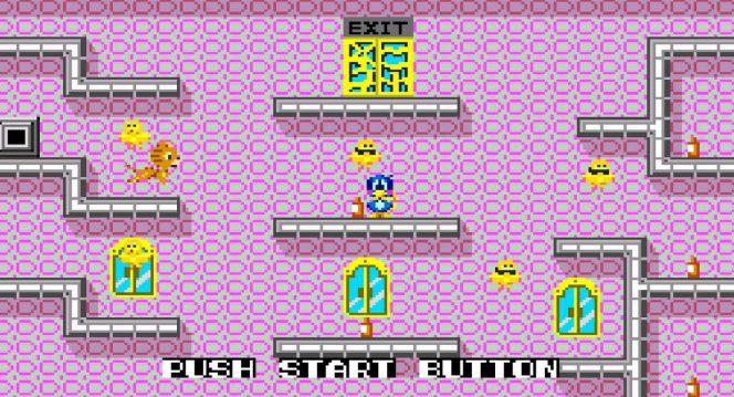 Flicky - Sega Mega Drive trucchi e codici videogame