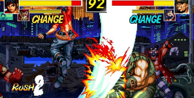 Kizuna Encounter - Neo Geo trucchi videogame
