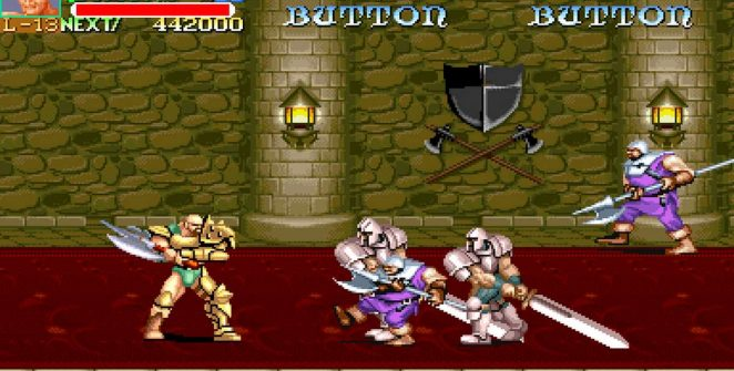 Knights of the Round - SNES trucchi videogame